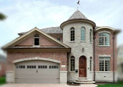Home builders in Glenview – The Linneman House