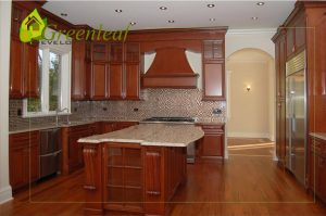 Robincrest house kitchen, additions, new homes, Greenleaf Developers Glenview