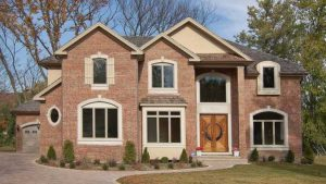 Robincrest house project, Greenleaf Developers Glenview