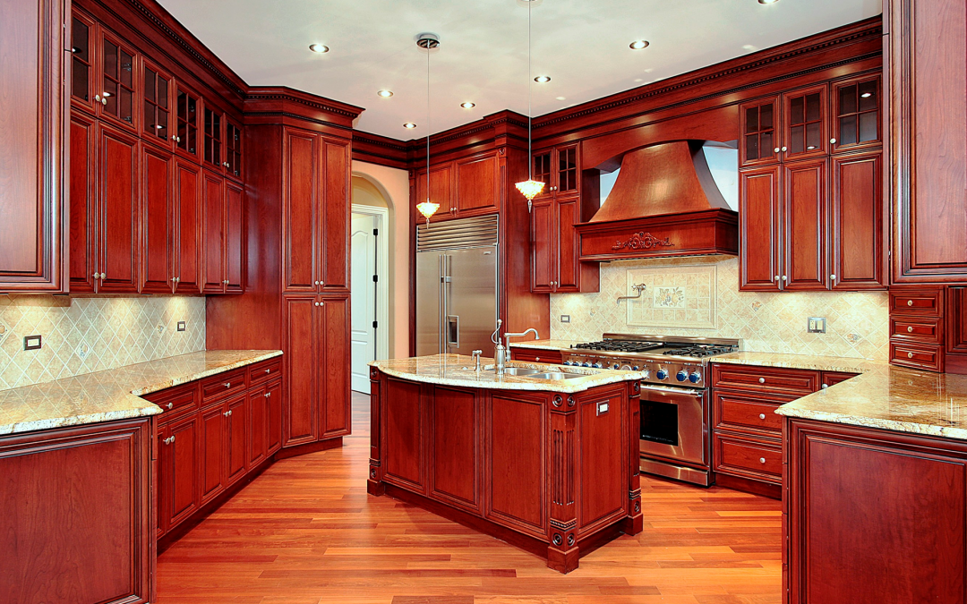 Glamorize your kitchen with Kitchen Islands